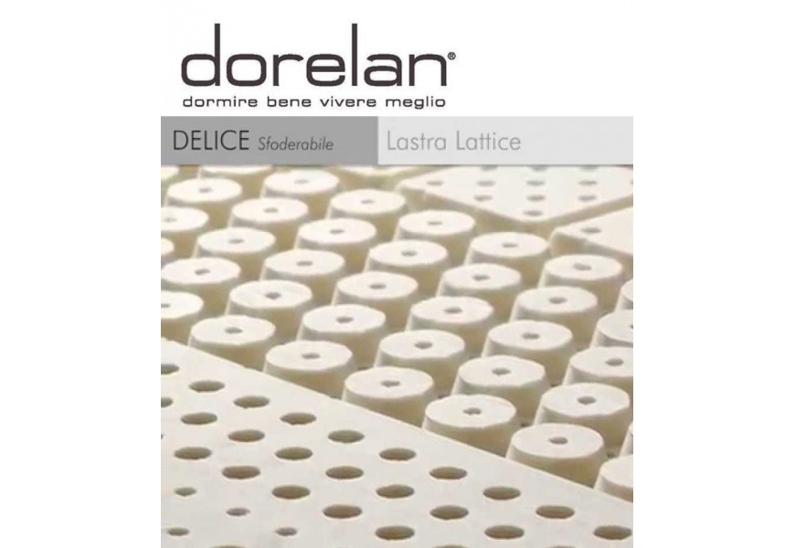 Dorelan Delice lattice naturale