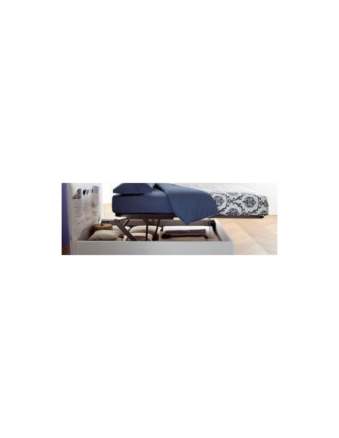 Kit pistoni e braccetti per rete letto contenitore alzante - Sbloccare pistoni letto contenitore ...