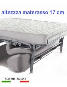 Materasso Per Divano Letto 140x190.Sb Relax Bed And Sofa