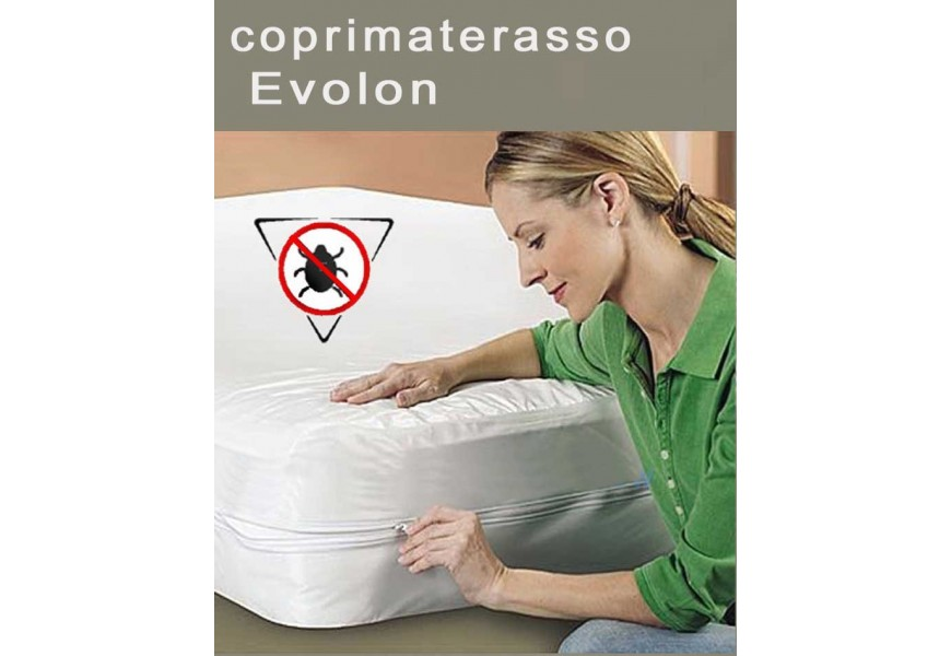 Coprimaterasso Barriera Antiacaro Evolon
