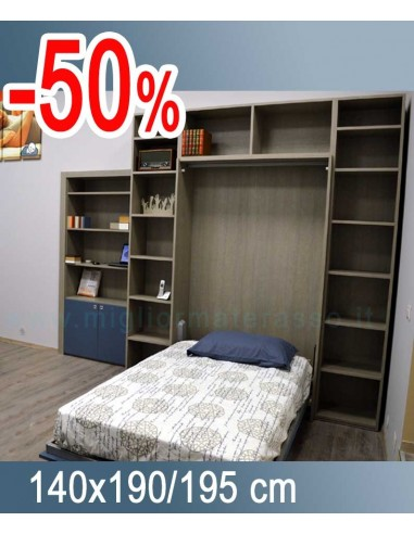 wall bed 140 cm