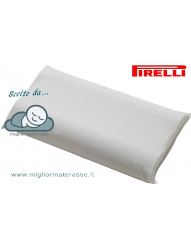 Cuscino Pirelli Bedding.Pirelli Contour Latex Pillow