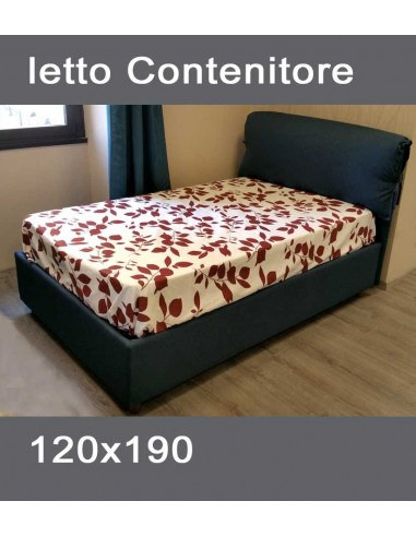 Struttura letto 120x190 bedbreakfastouderijn - Letto ripiegabile ...