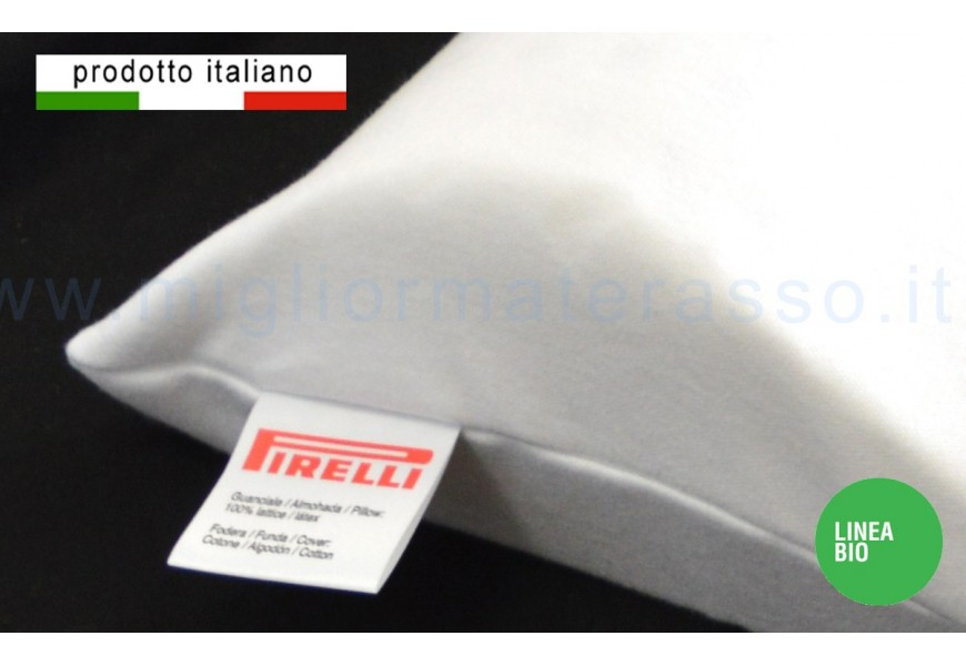 Pirelli latex 100% pillow