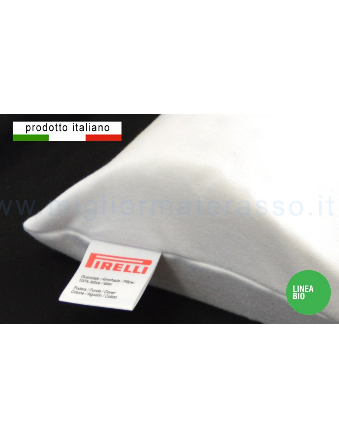 Cuscini Pirelli Lattice.Cuscini Cervicale Lattice Pirelli Acquista Prezzi Offerte Online