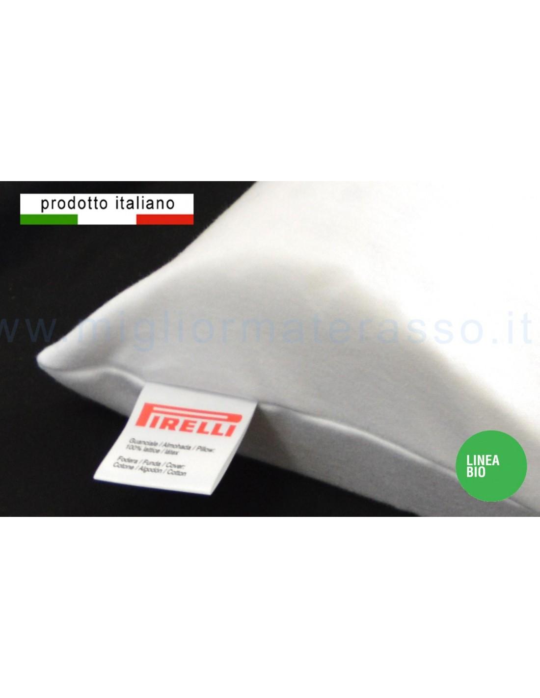 Pirelli Cuscini Lattice.Latex Contour Pillow Pirelli Made In Italy