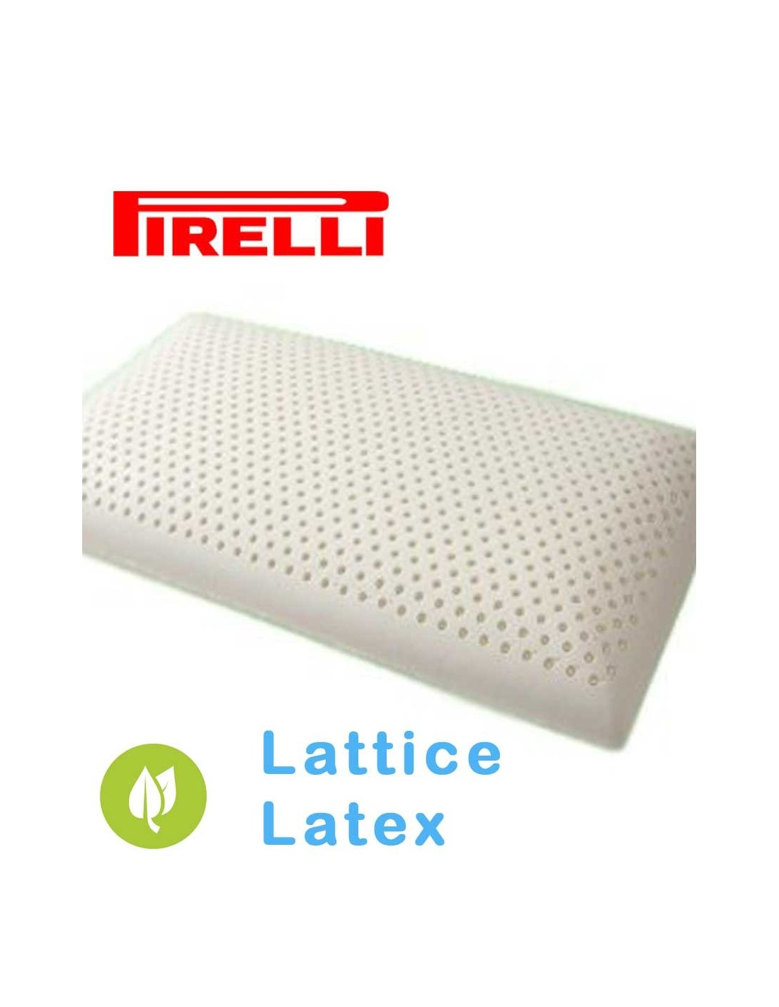 Pirelli Materassi.Pirelli Classic Latex Pillow 10 Cm 13 Cm 15 Cm High