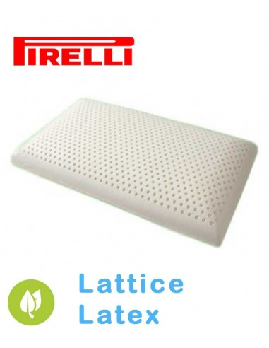 Cuscino Pirelli Bedding.Pirelli Latex Pillow 100
