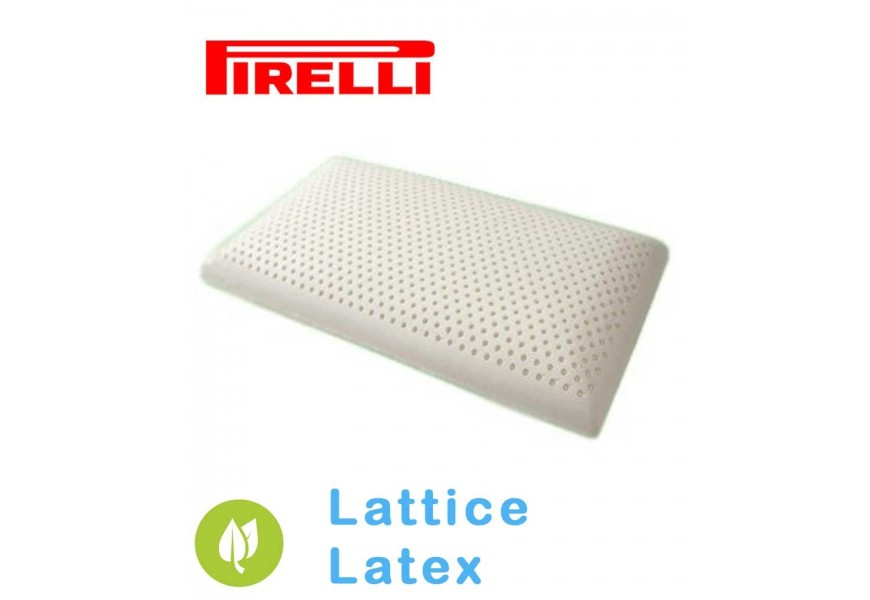 Pirelli latex Pillow 100%