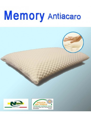 Memory massage pillow