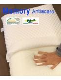 Memory massage pillow
