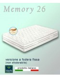 Memory 26 versione NON sfoderabile