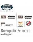 Simmons Dorsopedic Eminence anallergico