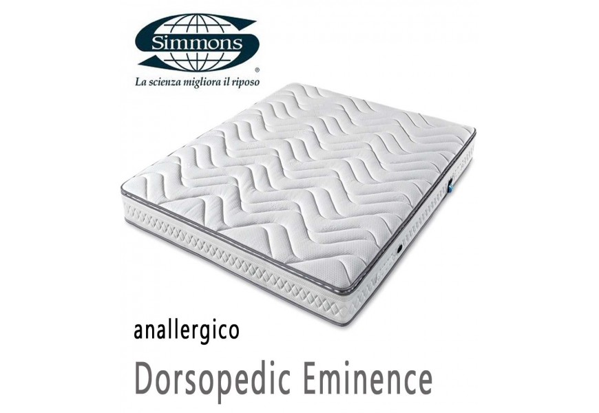 Simmons eminence hypoallergenic