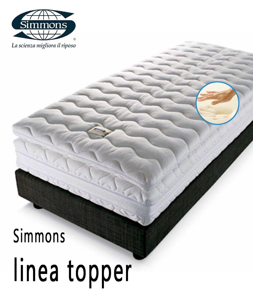 Materasso Simmons Grand Tradition i materassi degli hotel a 5 stelle