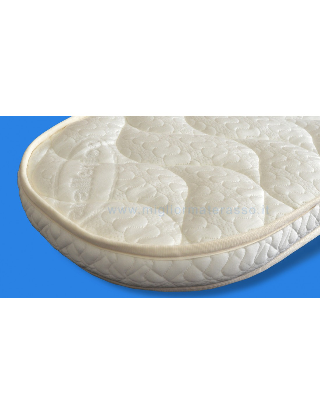 Materasso In Lattice Per Culla.Materasso Antisoffoco Specifico Per Il Neonato E Bambini Molto Piccoli