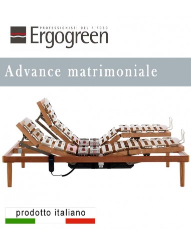 Advance Ergogreen matrimoniale