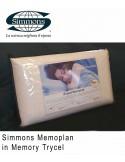 Cuscino Memory Simmons Memoplan