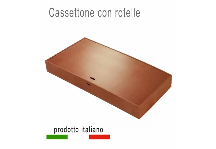 Cassettone sotto il letto