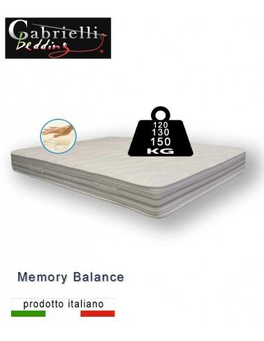 Materasso Memory taglie forti