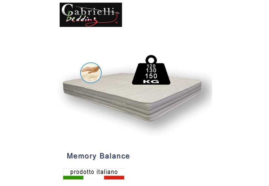 Materasso Memory per persone pesanti Balance