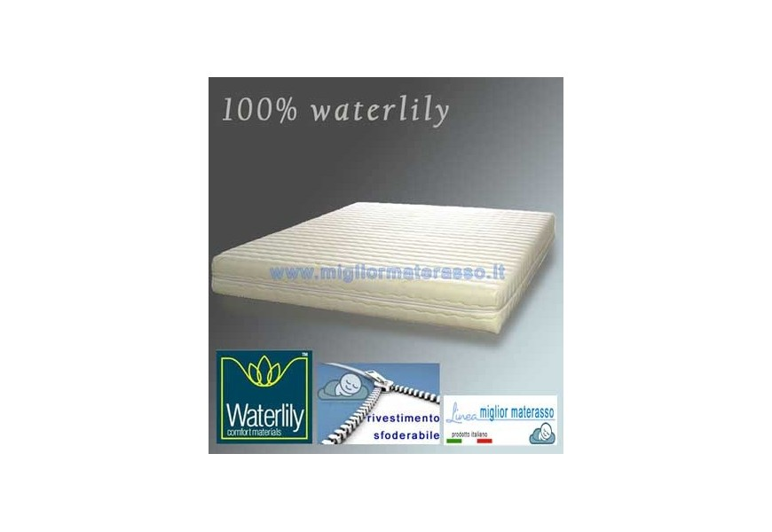 Materasso Waterlily 100%