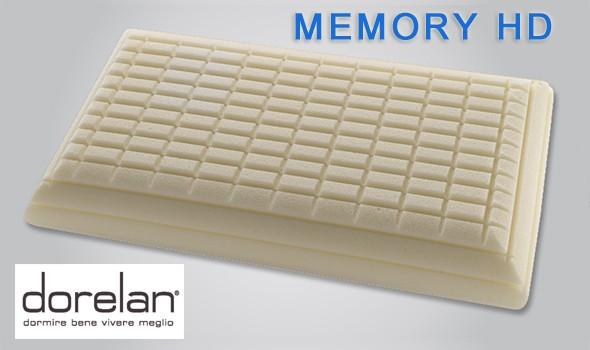 Cuscino Dorelan Sense.Memory Hd Pillow By Dorelan Flair Hd