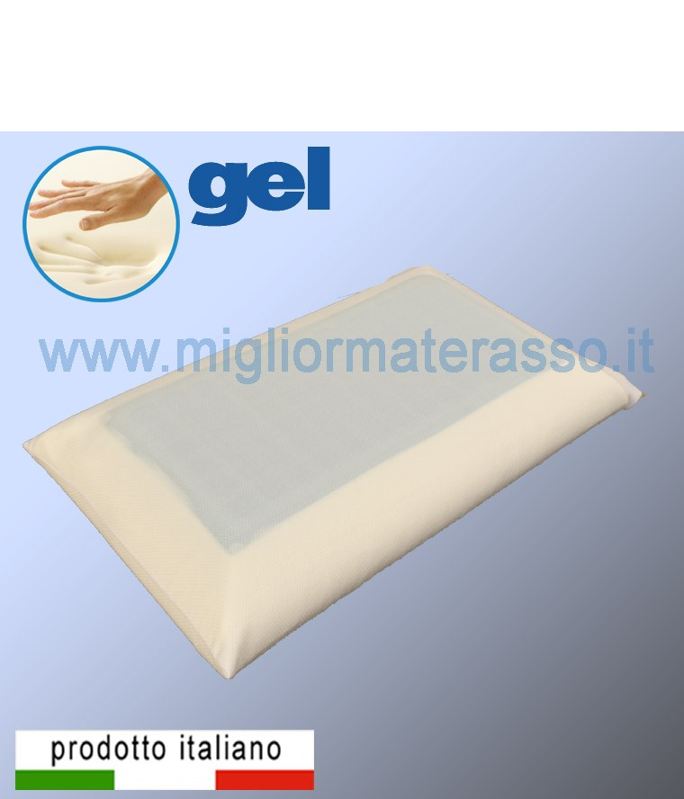Materassi Fresh Memory Gel.A Very Special And Fresh Memory Watergel Pillow