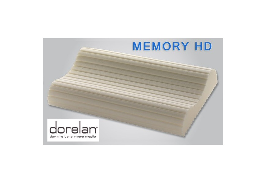 Pillow Dorelan Memory Myform Air HD Swan
