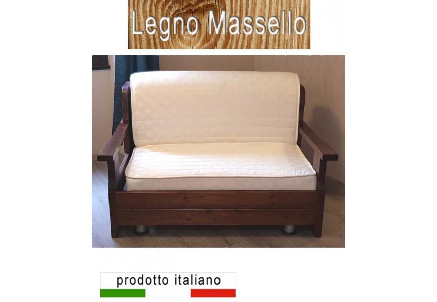bed sofa wood