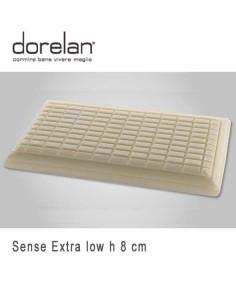 Cuscino Dorelan Memory basso Extra low