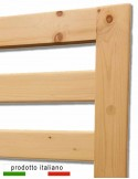 Wood bases beds