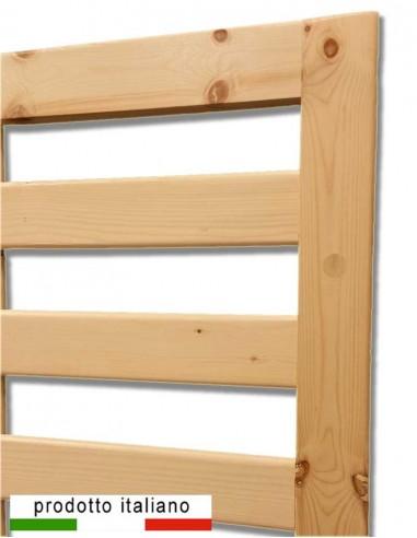 Rete in legno massello