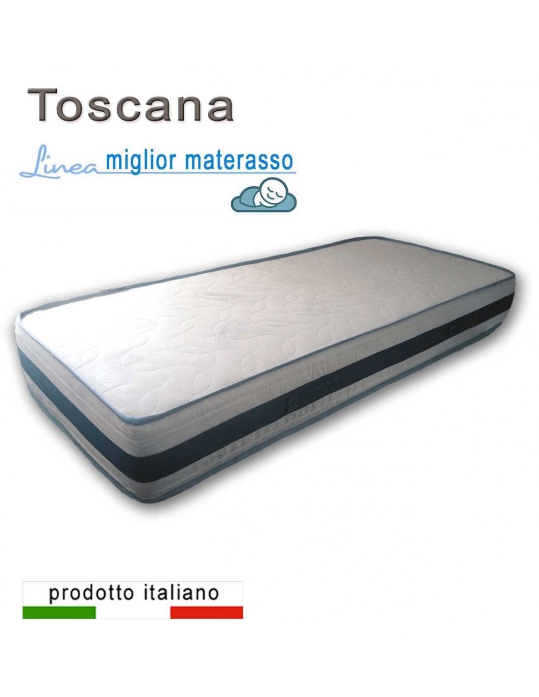 Materassi In Lattice Toscana.Materasso A Molle Insacchettate Sottovuoto Si Puo Fare