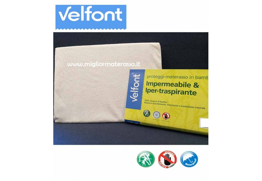 Velfont waterproof cover