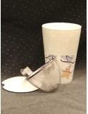 Tisaniera in ceramica