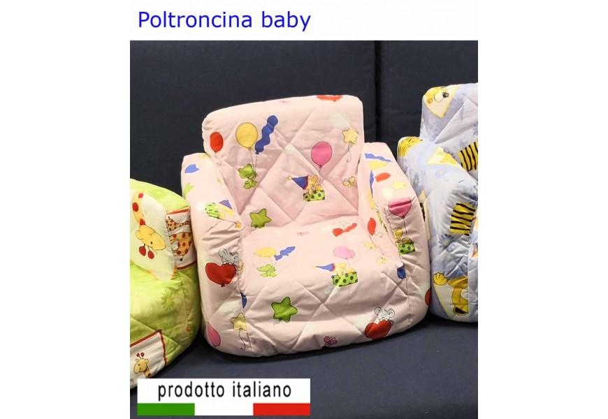 Poltroncina divanetto Baby Gioco