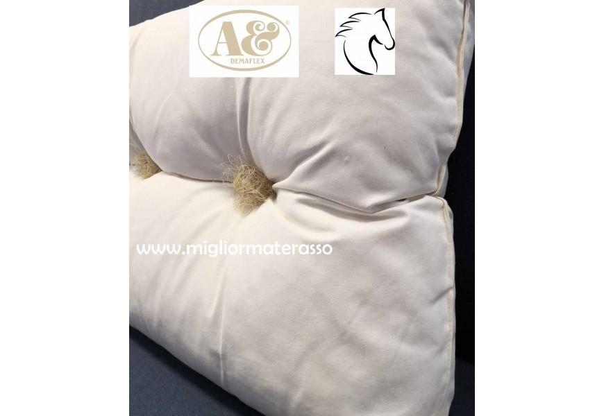 Horsehair mattress pad