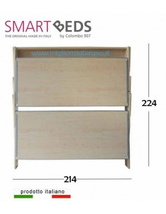 wall folding bed Colombo