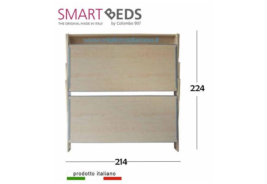 Cameretta a scomparsa Smart Beds