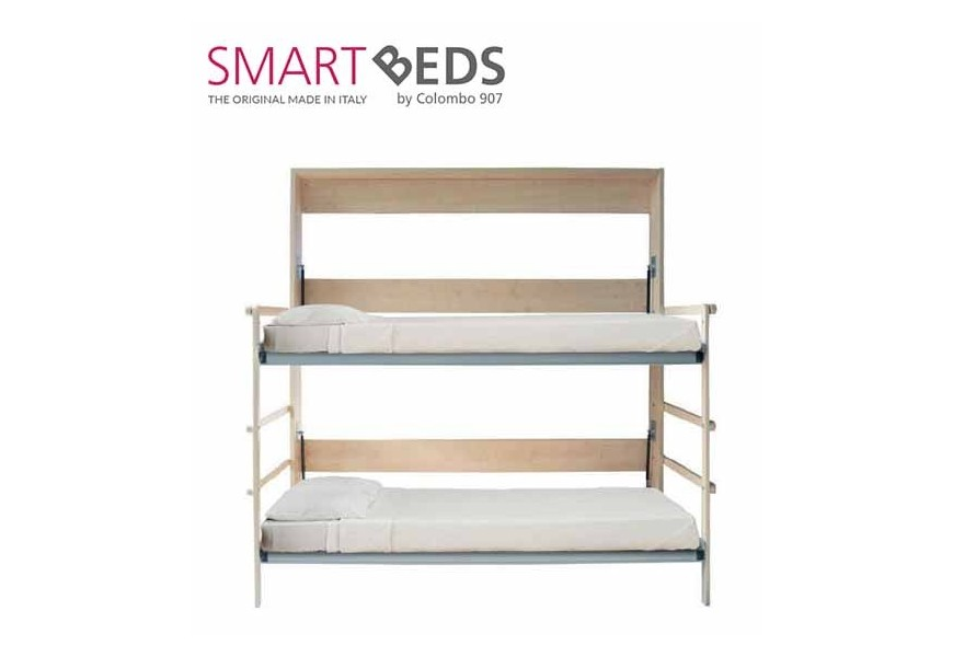 Cameretta a scomparsa Smart Beds