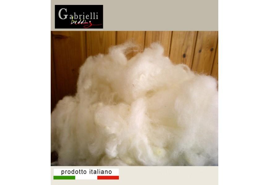 Materasso molle e lana