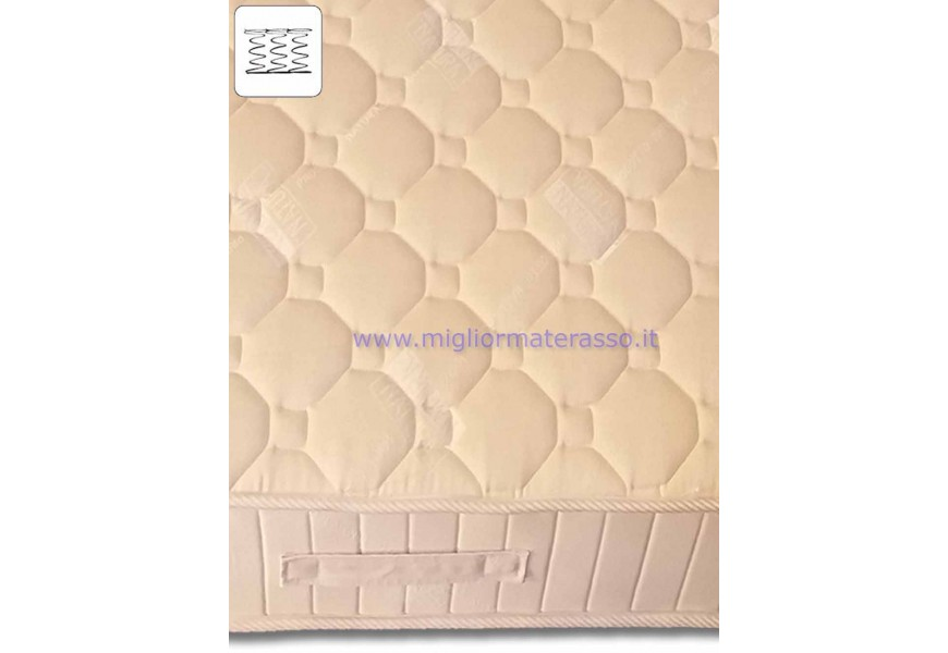 Wool mattress orthopedic spring