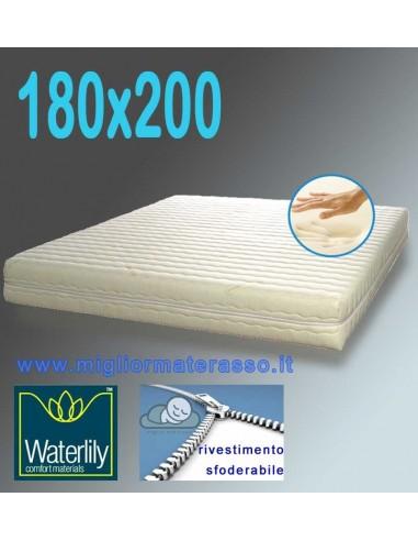 Materassi memory king size prezzi misure 180x200