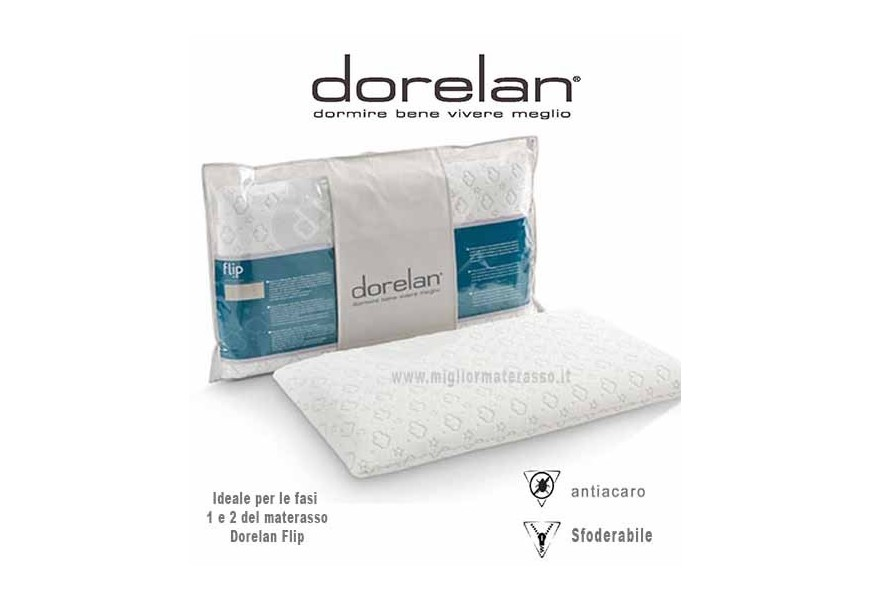 Pillow Dorelan Flip