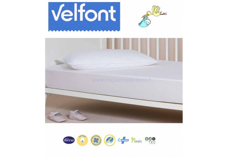 Baby anti-mite pillow