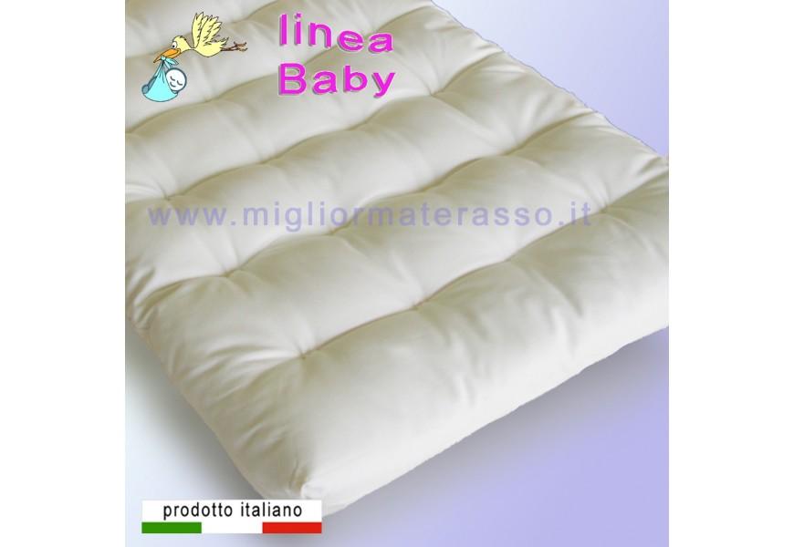 Materasso naturale per bambini