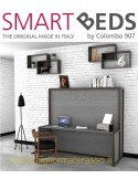 Bed with desk ABE Smart Beds
