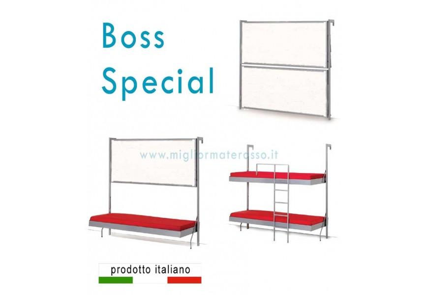 wall folding bed Colombo Boss