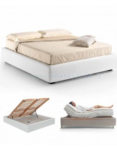 Sommier adjustable bed 2